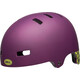 Bell Local BMX Helmet matte/gloss plum covert